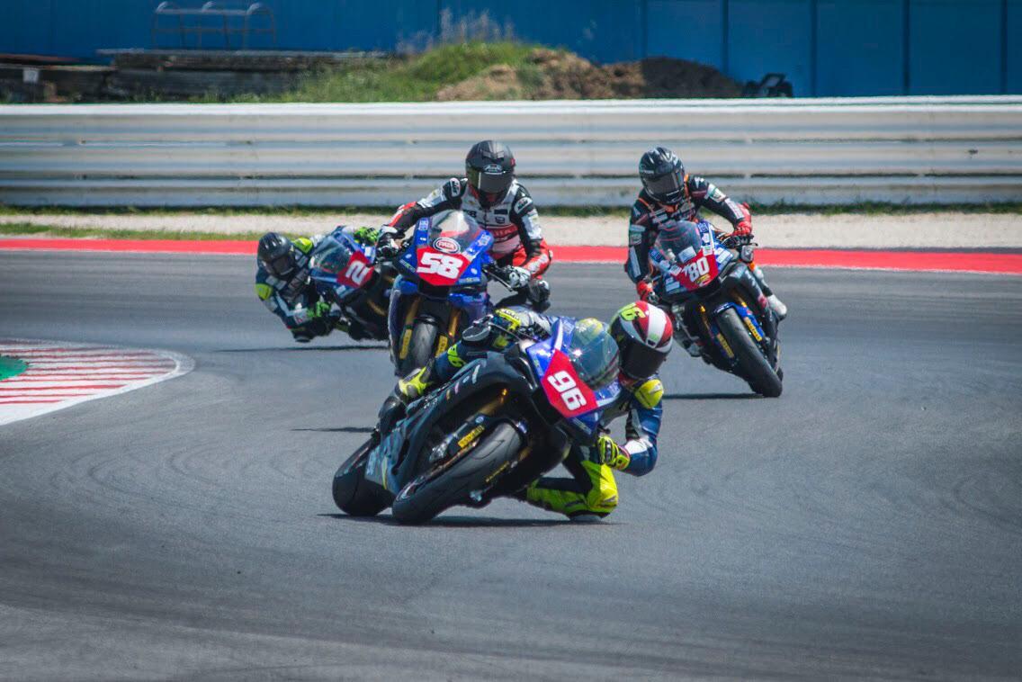 Sul Misano World Circuit Prende Il Via Il Trofeo Yamaha R1 Cup 2019